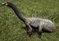 Forest Therizinosaurus The Isle
