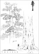 Tree Concept Art The Isle