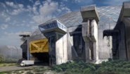 Atrium Facility Entrance Concepts The Isle