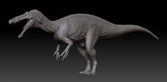 Suchomimus 3D Model The Isle