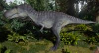 Lost Tyrannosaurus Rex Sub-Adult The Isle