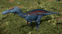 King of the 7 Seas Suchomimus The Isle