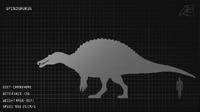Spinosaurus Dossier The Isle
