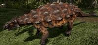 Pumpkin Tank Ankylosaurus The Isle