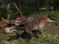 Bongo Diabloceratops The Isle