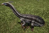 The Stomping Land Therizinosaurus The Isle