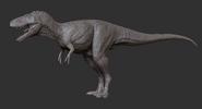 Juvenile TSL Tyrannosaurus Model 2 The Isle