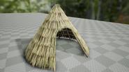 Hut Concept Art The Isle