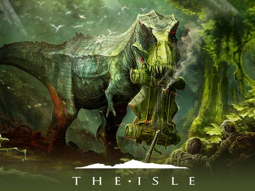 The Isle Wallpaper