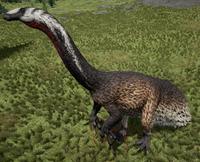 Mallard Therizinosaurus The Isle