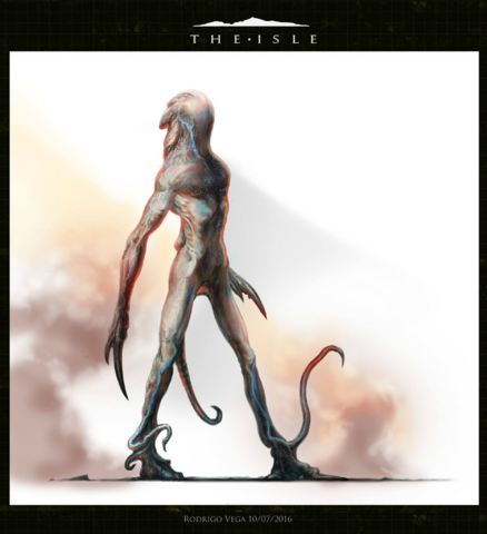 File:Echidna Mother of Cannibals Concept Art The Isle.png