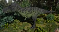 Undergrowth Tyrannosaurus Rex Adult The Isle