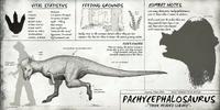 Pachycephalosaurus Dossier The Isle