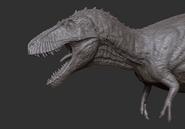 Juvenile TSL Tyrannosaurus Model 1 The Isle