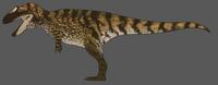 Mossy Agama Giganotosaurus The Isle
