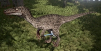 Default Utahraptor The Isle