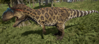 Amazon Giganotosaurus The Isle