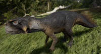 Coastal Psittacosaurus The Isle