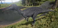 Coastal Suchomimus The Isle