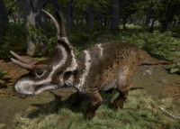 Collared Diabloceratops The Isle