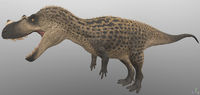 Default Ceratosaurus The Isle