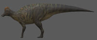 Jungle Corythosaurus The Isle