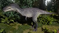 Lost Tyrannosaurus Rex Juvenile The Isle