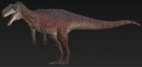 Handsome Devil Monolophosaurus The Isle