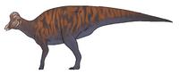 Forest Corythosaurus The Isle