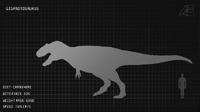 Giganotosaurus Dossier The Isle