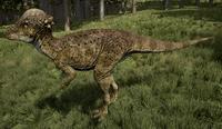 Aracea Pachycephalosaurus The Isle