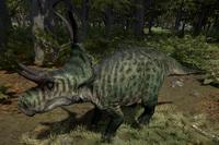 Lichen Diabloceratops The Isle