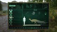 Dryosaurus Interface