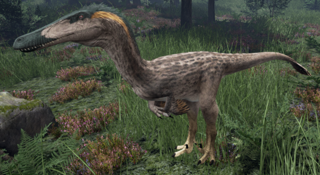 File:Austroraptor The Isle.png