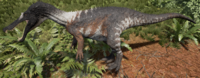 White-Crested Baryonyx The Isle