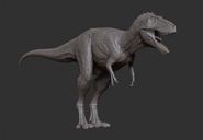 Juvenile TSL Tyrannosaurus Model 3 The Isle