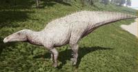 Albino Shantungosaurus The Isle