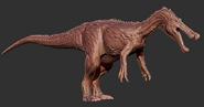 Baryonyx 3D Model The Isle