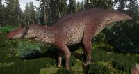 Leaf Litter Shantungosaurus The Isle