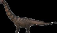 Puertasaurus Model Concept Art The Isle