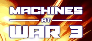 Machines at War 3 logo