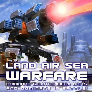 Land Air Sea Warfare logo