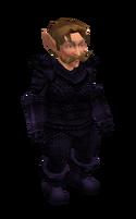 Dark Purple Mithril Chainmail Armor
