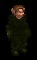 Khaki Mithril Chainmail Armor