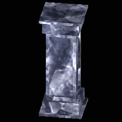 Ice Wall Pillar