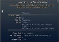 Armor Crystals