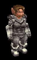 Platinum Mithril Chainmail Armor