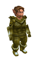 Essence Mithril Chainmail Armor