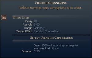Fiendish Channelling
