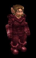 Garnet Mithril Chainmail Armor